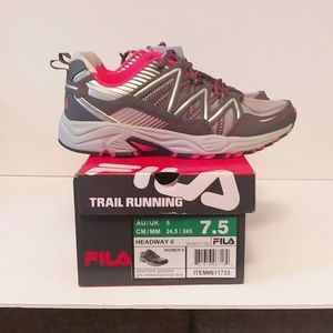 Fila Trail Running Shoes